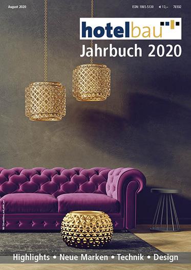 Das hotelbau Jahrbuch 2020