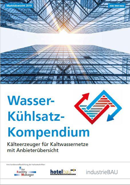 "Sonderpublikation ""Wasserkühlsatz-Kompendium"""