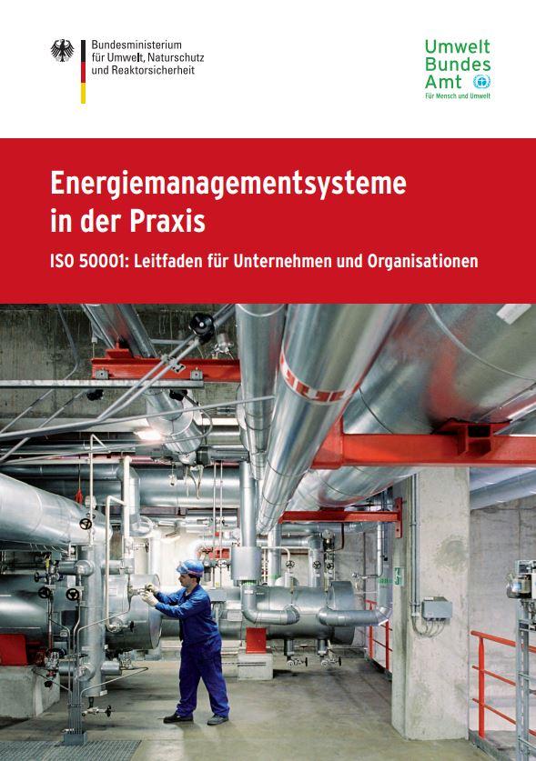 "UBA-Leitfaden ""Energiemanagementsysteme in der Praxis"""