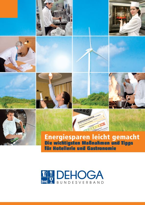 """""""Energiesparen leicht gemacht"""" – Dehoga"""