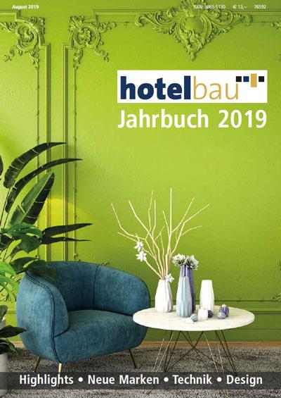 Das hotelbau Jahrbuch 2019