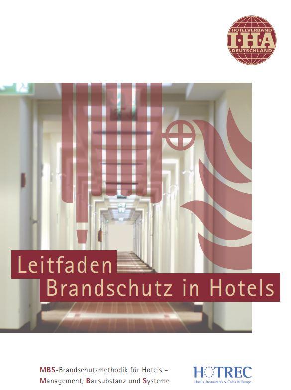 Leitfaden Brandschutz in Hotels (HOTREC)
