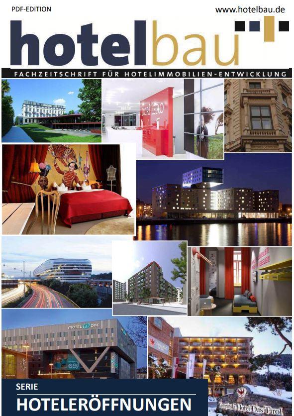 Serie Hoteleröffnungen als PDF