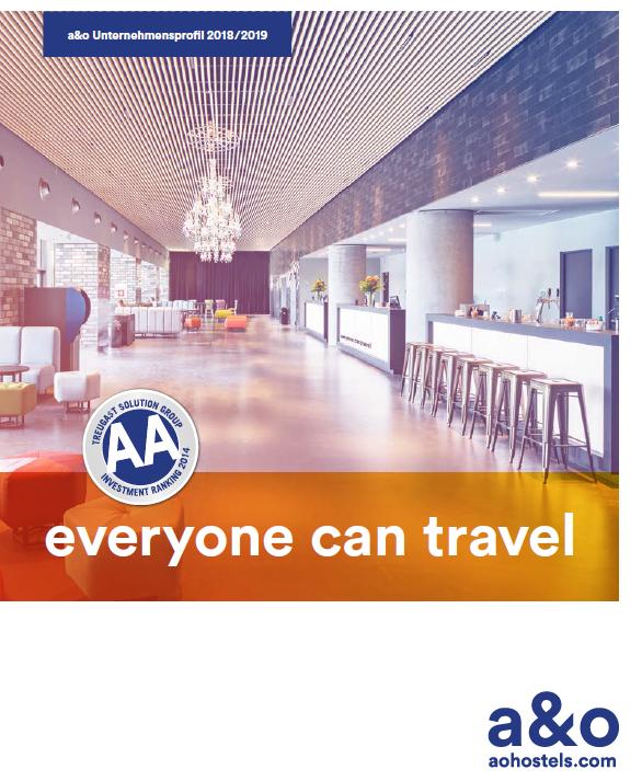 a&o Hotels and Hostels: Zahlen, Daten, Fakten
