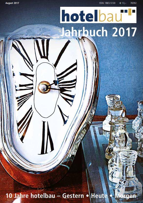 Das Hotelbau Jahrbuch 2017