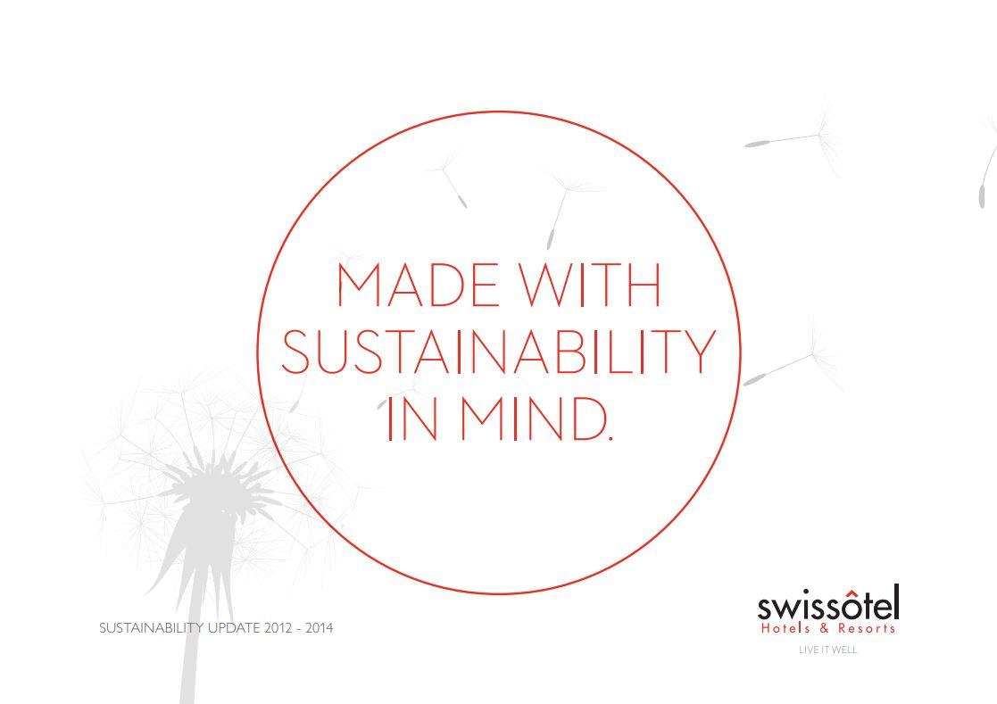 Swissôtel-Nachhaltigkeitsbericht