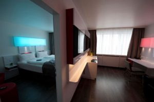 Dormero Hotel Stuttgart, Hotelsuite im Roten Fluegel