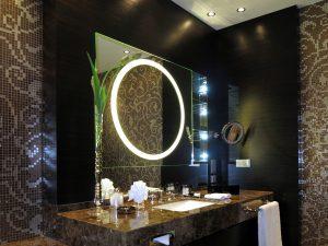 Minetti Hoteleinrichtung Spiegel